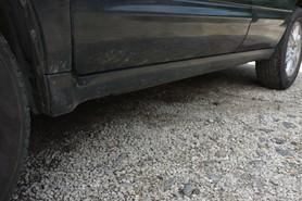 Nakładka listwa progu 32J Subaru Forester 03 05