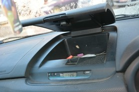 Zegarek Subaru Forester 03-05