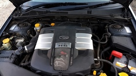 Silnik 3.0 H6 EZ30 Subaru Legacy IV 2004 2006 2008