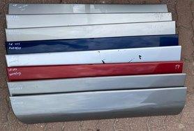Listwa listwy drzwi lewy przód Subaru Forester 06 07