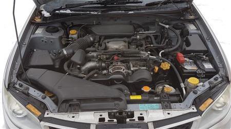 Silnik 2.0R EJ204 160KM Subaru Impreza 2006 2007 (1)