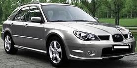 Skrzynia biegów Subaru Impreza 2007 1.5 TZ1B4LA8AA