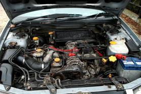 Silnik 2.0T EJ205 Subaru Impreza GT 1999 2000 W-WA