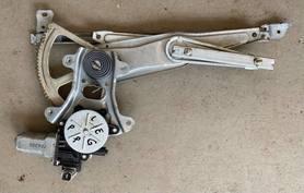 Podnośnik szyby PP Subaru Legacy 04 08