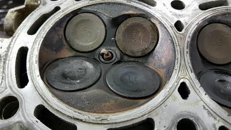 Głowica lewa kpl Subaru Legacy Outback 3.0 H6 EZ30 (4)