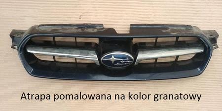 Atrapa Grill Subaru Legacy IV 2.0 2004 2005 2006 (3)