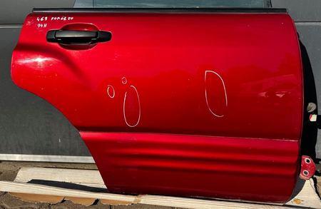 469 Drzwi prawy tył Subaru Forester SF EU (1)