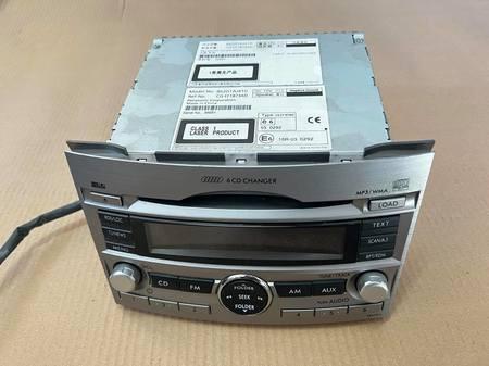 Radio CD ORYG Subaru Legacy V 2009 2013 (1)